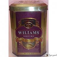 Черный чай Williams Violet Sky ж/б 150г