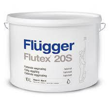 Краска Flügger Flutex 20S / Флюгер Флютекс 20с