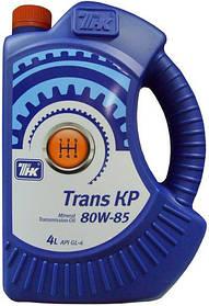 Масло трансмиссионное TНК ТМ-4 80W-85 4л