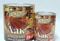 Лак алкидный  ПФ-231 ТМ Блеск (0,7кг/2,1кг/18кг/45 кг) От упаковки