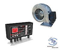 Автоматика для дровяных и угольных котлов TECH ST 22 + WPA 120