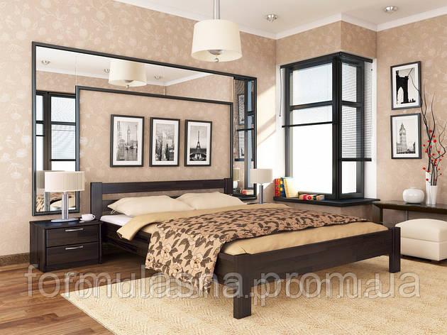 Кровать деревянная Рената Эстелла 140х200, 106, щит, фото 2