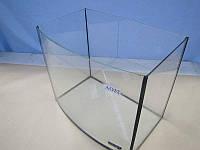 Аквариум овальный ( объем 32 л.) 400х250х340мм