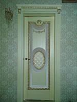 Двері соснові виготовлення на замовлення