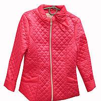Демисезонная курточка для девочки, размер 110