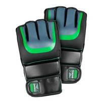 Качественные перчатки для ММА Bad boy series 3.0 gel green