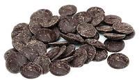 """Черный бельгийский шоколад 56 % в дропсах """"Belcolade Noir"""""""