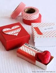 Подарочная упаковка ко Дню Валентина