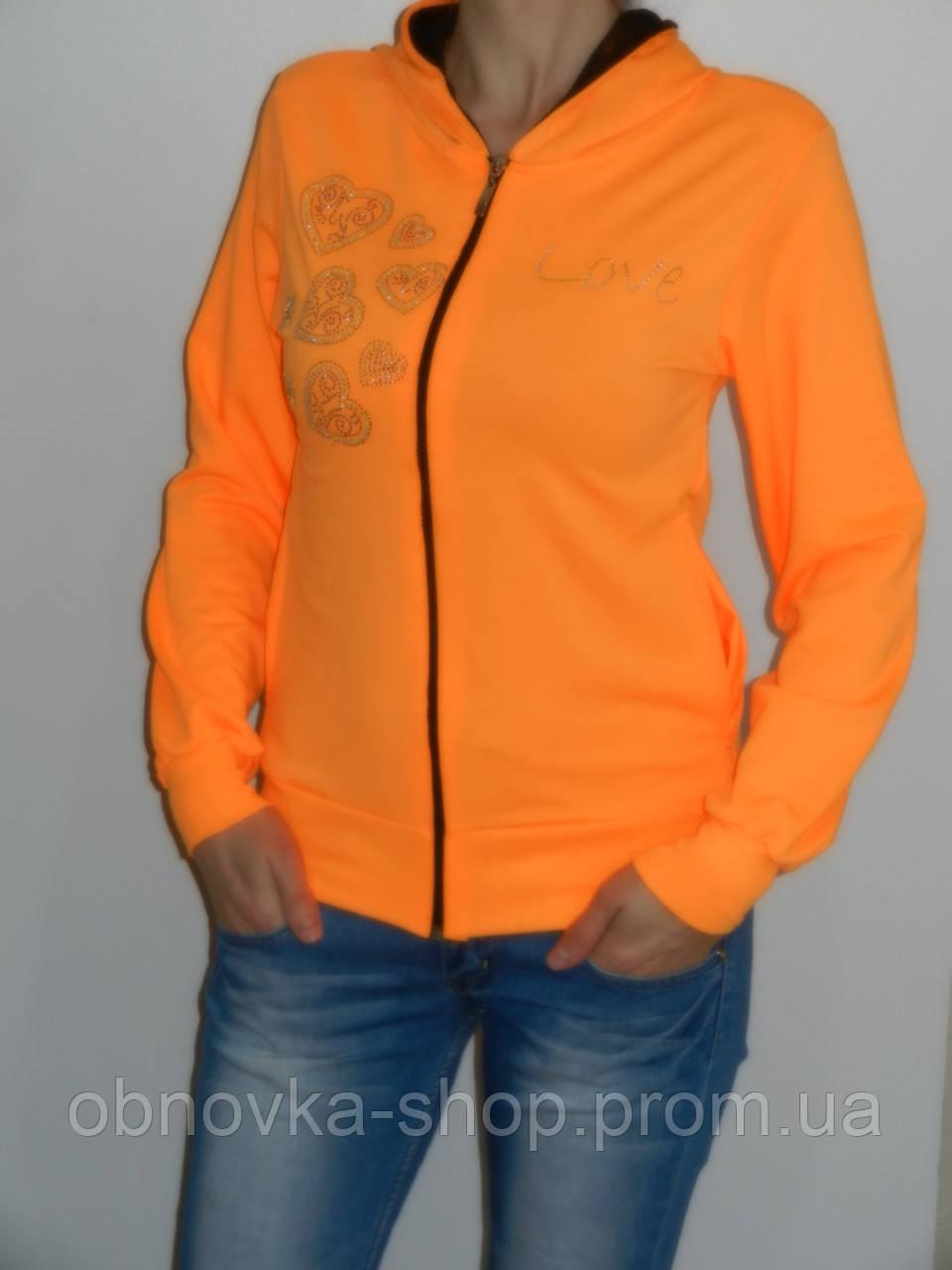 910a5d71 Женская толстовка с капюшоном - Интернет-магазин одежды и обуви в Харькове
