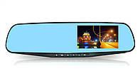 Зеркало-видеорегистратор DVR L900 full hd с камерой заднего вида
