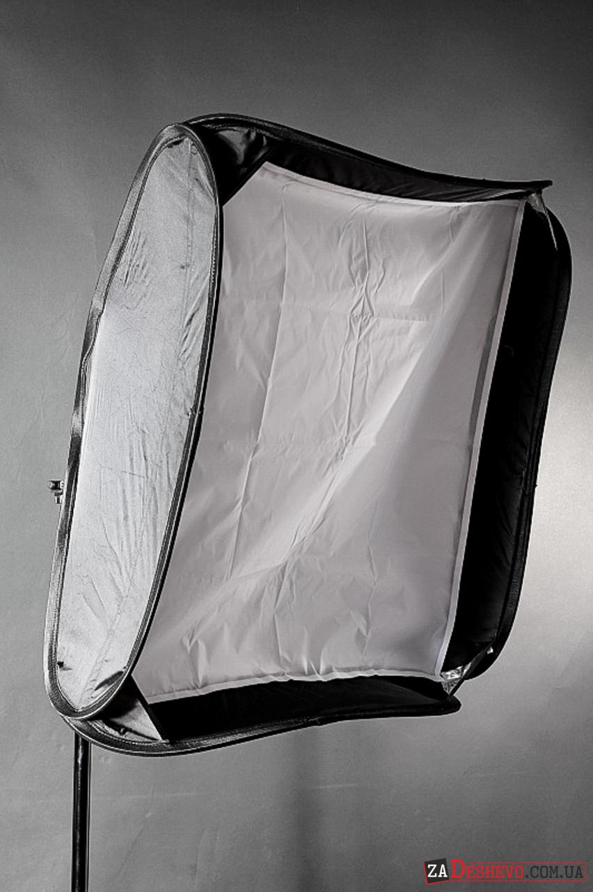 Складной софтбокс 80 Х 80 см (28005)