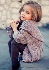 Кофты, свитера, жилеты, пиджаки для девочек