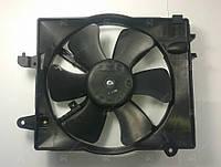 Дифузор с вентилятором на Дэо Матиз(Daewoo Matiz)