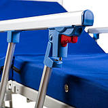 Кровать медицинская «БИОМЕД» HBM-2SM, фото 4