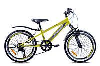 Детский горный велосипед Premier Samurai 20 10 2016 (Желтый, черный) (ЦБ0000353)