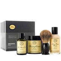 The Art of Shaving Brush Grade Pure Badger Hair Бритвенный набор без запаха