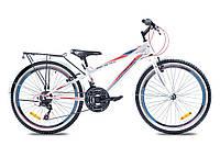 Подростковый велосипед Premier Texas 24 11 2016 (Белый, черный) (ЦБ0000338)