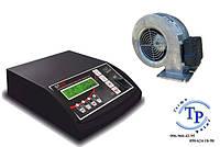 Комплект автоматики для дровяных котлов Тech ST 28 + WPA 120