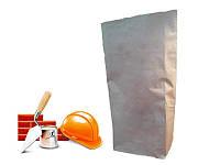 Бумажный мешок для строительных материалов 2,5 кг