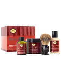 The Art of Shaving Brush Grade Pure Badger Hair Бритвенный набор (сандал)