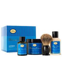 The Art of Shaving Brush Grade Pure Badger Hair Бритвенный набор (лаванда)