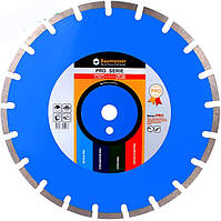 Алмазный отрезной круг Baumesser 1A1RSS/C2 500x4,0/3,0x15x25,4-11,5-36 HIT Beton PRO