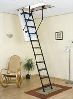 Чердачная лестница «Oman» Metal T3