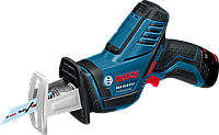 Пила сабельная Bosch GSA 10.8V-LI аккумуляторная 060164L972, фото 1