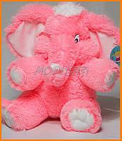 Игрушка Розовый слон 80см - Большой мягкий слоненок