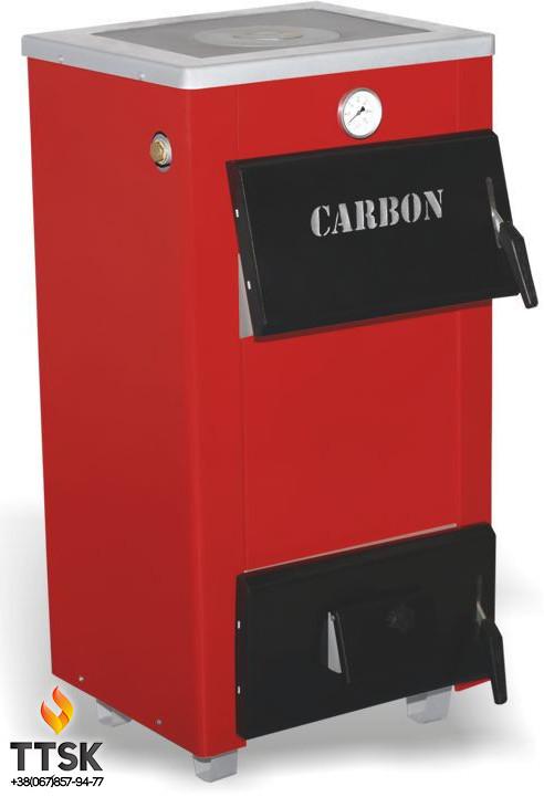 Котел твердотопливный  Карбон (Carbon) КСТО-18П