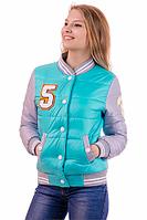 Молодежная демисезонная куртка в 10-ти цветах 01.143