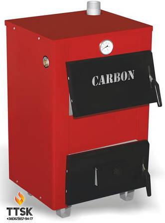 Котел твердотопливный Карбон (Carbon) КСТО-14