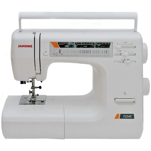Швейна машина Janome 7524E