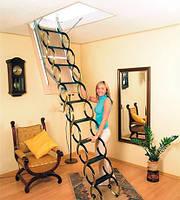 Чердачная лестница «Oman» Nozycowe Termo