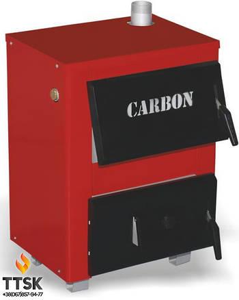 Котел твердотопливный Carbon КСТО-10