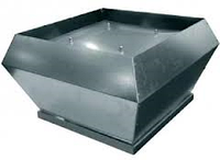 Крышный вентилятор VSVV 311-4 L1 однофазный