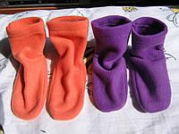 Носки флисовые 21 - 29 размеры
