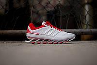 Adidas Springblade серый/красный