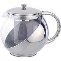 Заварочный чайник со съемным ситечком Empire