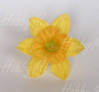 Головка нарцисса желтая 6,5, фото 1