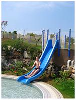 Горка для Прыжков (Jump  Slide)
