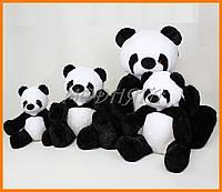 Плюшевые игрушки панды 50см | Мякі іграшки ведмедики