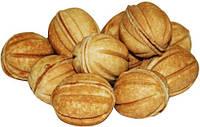"""Печенье """"Орешек"""" с яблочным повидлом"""