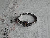 Современно-модный браслет с надписью Спаси и сохрани
