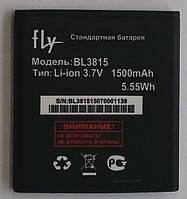 Аккумуляторная  батарея Original для мобильного телефона FLY IQ4407 ERA NANO 7 (BL3815) 1500mAh