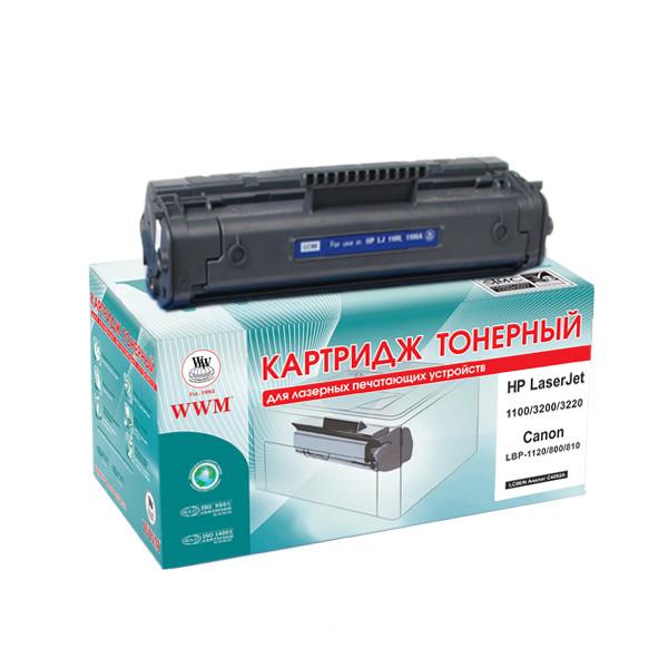 Картридж для принтера WWM для HP LJ 1100, Canon LBP-800/810 аналог C4092A (LC06N)