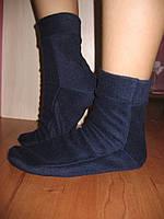 Носки флисовые,в термо обувь, для рыбалки, для дома  40 - 42 размеры