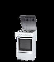 Кухонная газовая плита Indesit I5GG1G(W) U