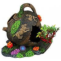 Декорація для акваріума Trixie Амфора римська, 12 див.