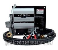 Паливороздаткова колонка для заправки дизельного палива з лічильником Wall tech, 220В, 60 л/хв